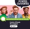 Portes ouvertes 2021 du Centre d'Étude de Langues