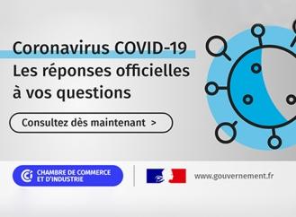 Coronavirus : Les CCI en soutien aux entreprises